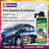 Tyre Sealer and Inflator (Tyre Fix Sealant)