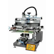 Мини-настольная изогнутая трафаретная печатная машина
