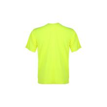 High Visibility Workwear Clothing Fluorescent Colors T-Shirt for Work