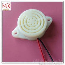 White Two Ear 12V 24V Alarm Mechanical Buzzer