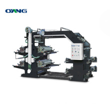 High Quality Cheap Non Woven Fabric Printing Machine, Multi Color Non Woven Bag Printing Machine
