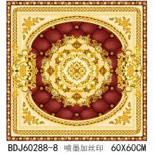 Produtor de telhas de tapete de porcelana 800X800 em Foshan (BDJ60288-8)