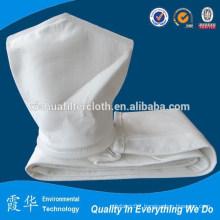 Liquid filter oil cloth bag plastic ring