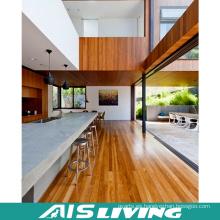 Muebles de gabinetes de cocina de melamina (AIS-K308)