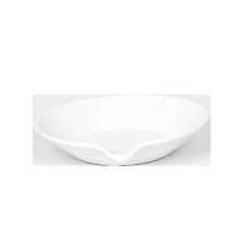 9516  Wholesale Custom Hot sale best quality melamine tableware White Plate Kitchen Plates for Restaurant