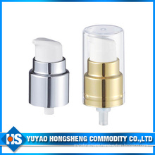 Hy-Fb06 Aluminium-Plastic Press Cream Pump for Bottle