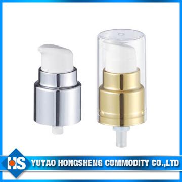 Hy-Fb06 Aluminium-Plastic Press Cream Pump for Bottle