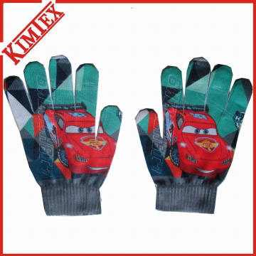 100% Acrylic Fashion Knitted Magic Winter Glove