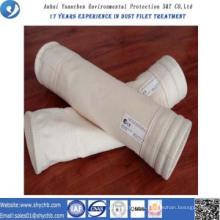 Bolsa de filtro del colector de polvo de PPS para la industria de la metalurgia