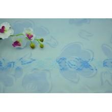 Tissu de maille de jacquard de polyester imprimé par maille