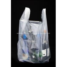 Sacs de marchandise en plastique et sacs d'épicerie