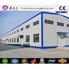 Matériaux de construction, Atelier d'entrepôt préfabriqué en acier (JW-16289)
