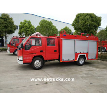 JMC 1800 Liters Water Tank Fire Camions