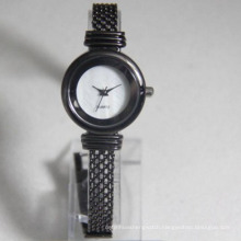 Luxury fashion waterproof lady OEM buckle watch for lady watch