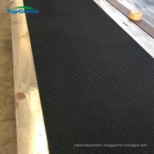 various anti slip surface 2ply rough top conveyor belt