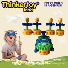 Proveedor profesional de juguetes educativos de plástico