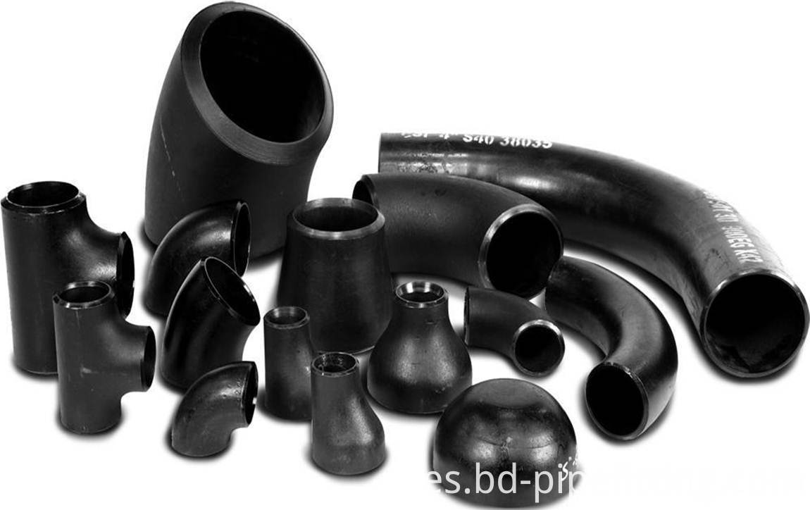 Stainless Carbon Alloy Steel Elbow Seamless Bw