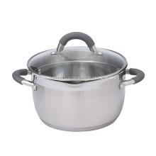Набор посуды из нержавеющей стали 16шт.