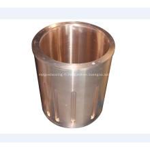 Douille excentrique pour concasseur à cône