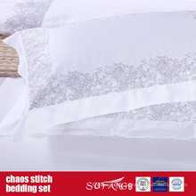 Chaos Stitch Bedding Design Clássico para Hotel