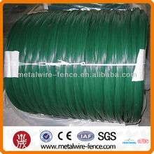 pvc coated galvanized wire for sale