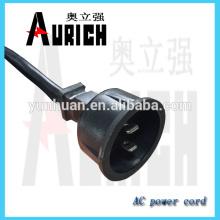 UL Standard PVC isolé cordon d'alimentation ca