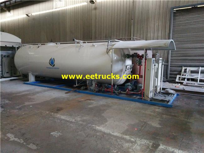 LPG Gas Cylinder Filling Plant