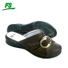 PU ladies slippers/PU lady shoes/PU ladies sandals