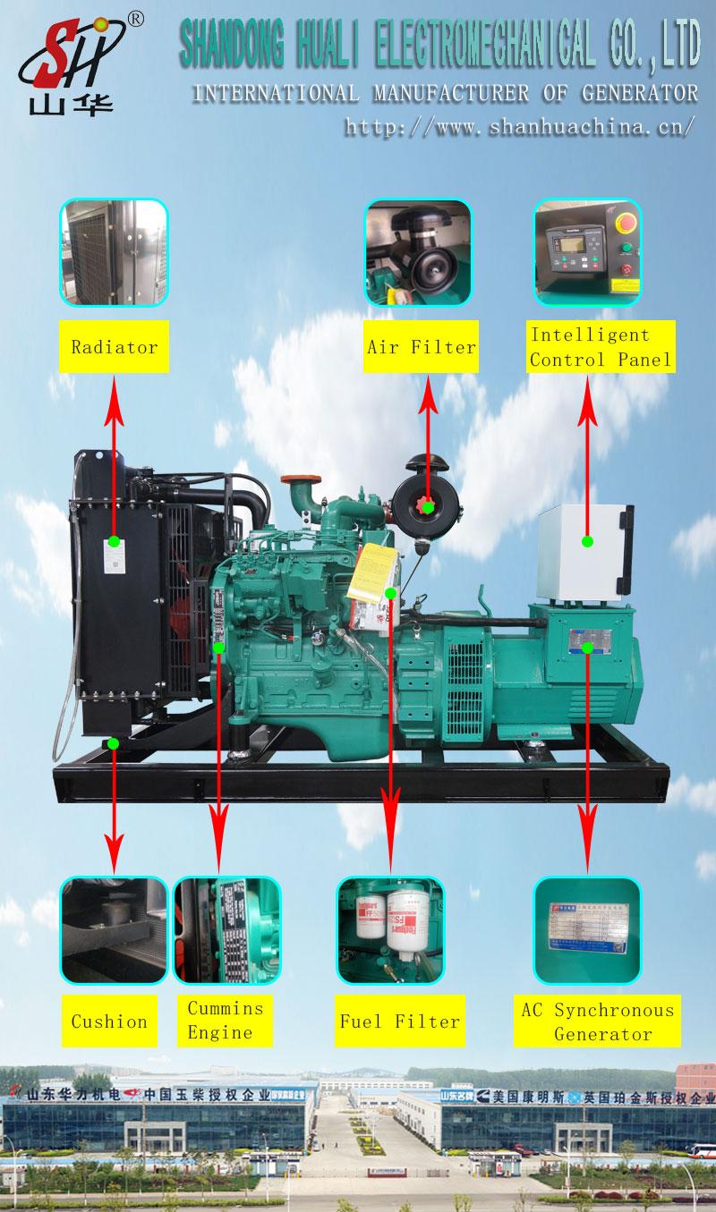 details of diesel generator