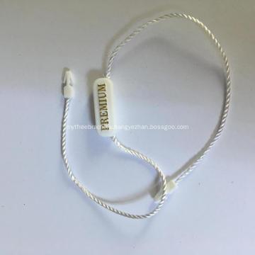 Epoxy Round Shape Garment Plastic Seal Tag