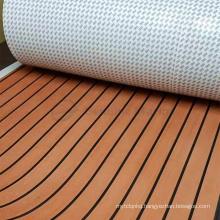 Marine Boat Yacht Car RV EVA  Anti Slip 2.4m x 0.9m  Wood Flooring
