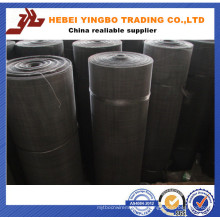 Golden Supplier y Golden Metal Producto de malla de alambre negro
