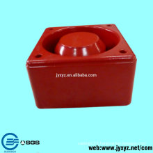 Shenzhen oem die casting aluminum alloy speaker parts and accessories
