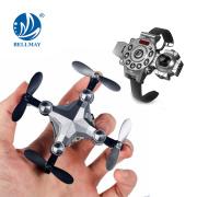 Dron Opklapbare 2.4Ghz Draagbare Kijk RC Mini Drone Camera Met Wifi Control