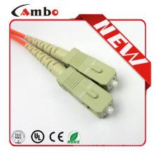 El mejor precio 2.0mm conector sc dúplex