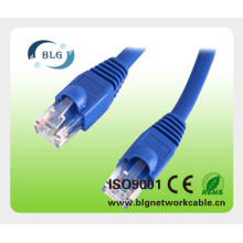Ethernet/Network/LAN Cable patch cord CAT5e(UTP,FTP,CAT6)
