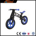 Diferentes tipos de bicicleta mini balance de madeira 2 em 1