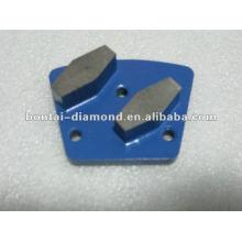 Disque abrasif et de broyage de béton New Diamond