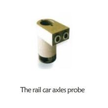La sonda de los ejes del coche del carril, detector ultrasónico de la falta del metal (GZHY-Probe-003)