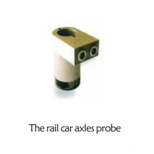 The Rail Car Axles Probe, Metal Ultrasonic Flaw Detector (GZHY-Probe-003)