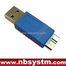USB 3.0 adapter A male to micro B type male