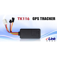 Multipcle Alarm GPS car tracker with wide voltage