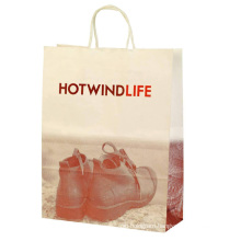 Paper Shopping Bag for Shoe Packing