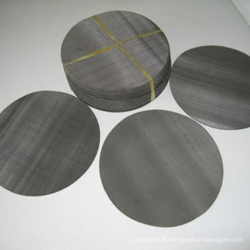 Filter Wire Mesh/Filter Disc Supplier