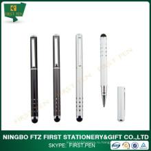 Мини-металлическая латунь Touch Stylus Pen