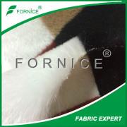 hot sell jacquard faux short pile fur for bag fabric