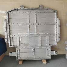 CNC Aluminum alloy template for construction industry