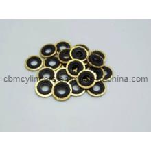 Viton Sealing Washers (Stat-O-Seal Brass Washers)