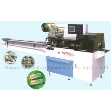 Máquina de embalaje automática tipo almohada Hc-450W