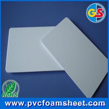 Hoja de PVC Celuka de 16 mm para la construcción de viviendas